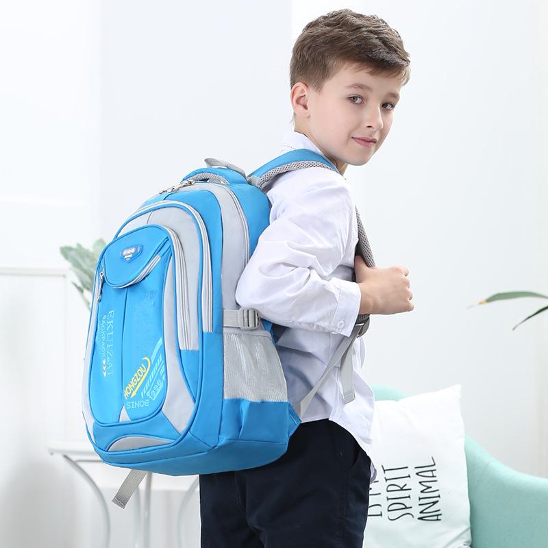 Kid Girl School Backpack Water Resistant Bookbag