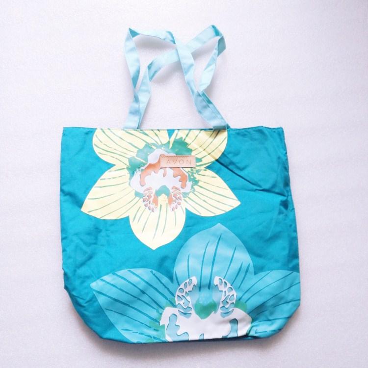 300D custom printed promotional tote bag