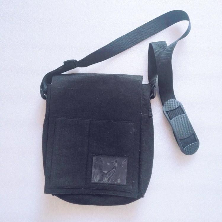 Black Men shoulder bag,RB-901