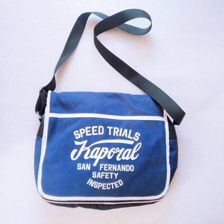 Men 1680D custom printed messenger shoulder bag,RB796