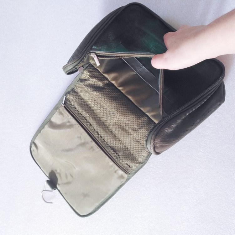 Waterproof Travel Kit Organizer Makeup Storage Cosmetic Bag Toiletry Bag -RB416